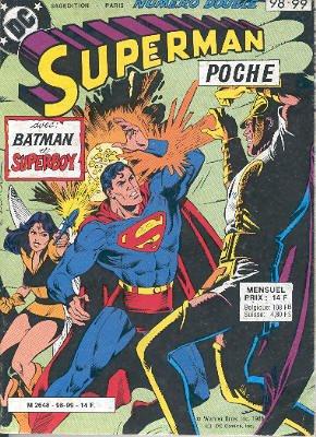 Superman Poche 98