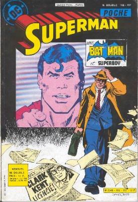 Superman Poche 106