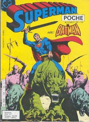 Superman Poche 108
