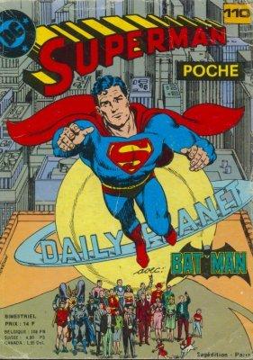 Superman Poche 110