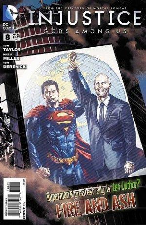 Injustice - Les Dieux Sont Parmi Nous # 8 Issues (2013 - 2014)