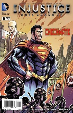 Injustice - Les Dieux Sont Parmi Nous # 9 Issues (2013 - 2014)