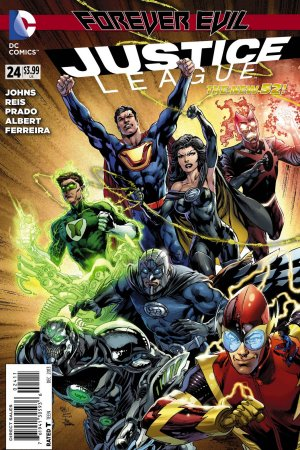 Justice League # 24 Issues V2 - New 52 (2011 - 2016)