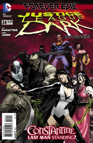 Justice League Dark # 24 Issues V1 (2011 - 2015) - Reboot 2011