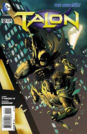 Talon # 12 Issues V1 (2012 - 2014)