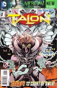 Talon # 1 Issues V1 (2012 - 2014)