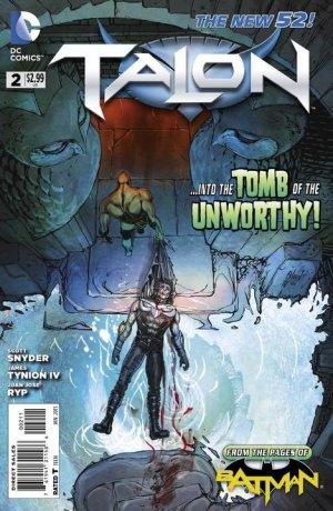 Talon # 2 Issues V1 (2012 - 2014)