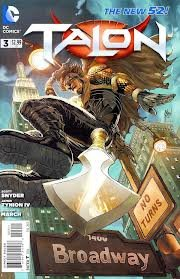 Talon # 3 Issues V1 (2012 - 2014)