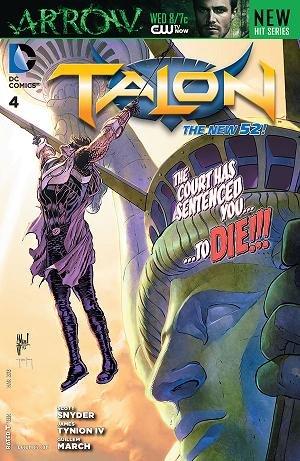 Talon # 4 Issues V1 (2012 - 2014)