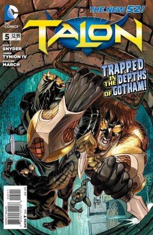 Talon # 5 Issues V1 (2012 - 2014)