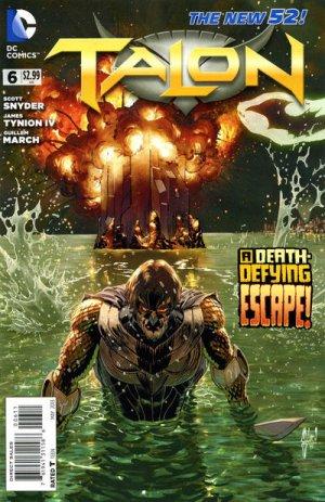 Talon # 6 Issues V1 (2012 - 2014)