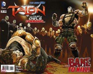 Talon # 7 Issues V1 (2012 - 2014)