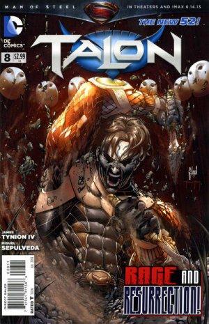 Talon # 8 Issues V1 (2012 - 2014)