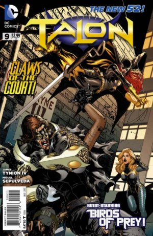 Talon # 9 Issues V1 (2012 - 2014)