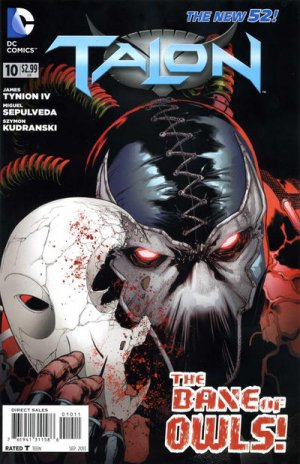 Talon # 10 Issues V1 (2012 - 2014)