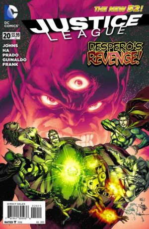 Justice League # 20 Issues V2 - New 52 (2011 - 2016)