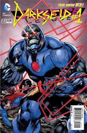 Justice League 23.1 - Darkseid