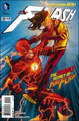 Flash # 21 Issues V4 (2011 - 2016) - The New 52