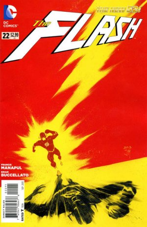Flash # 22 Issues V4 (2011 - 2016) - The New 52