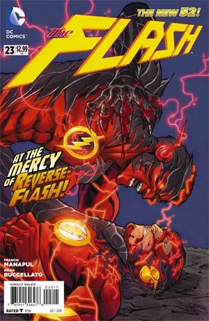 Flash 23 - Reverse Part IV