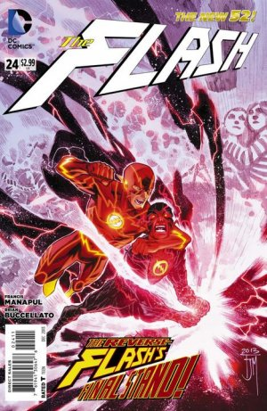 Flash # 24 Issues V4 (2011 - 2016) - The New 52