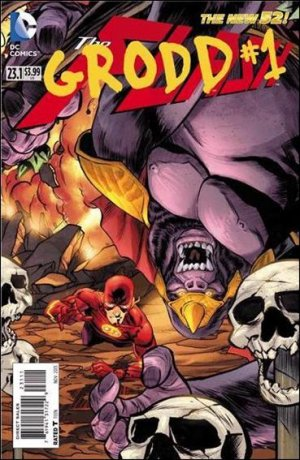 Flash # 23.1 Issues V4 (2011 - 2016) - The New 52