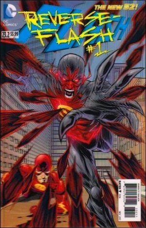Flash 23.2 - Reverse Flash