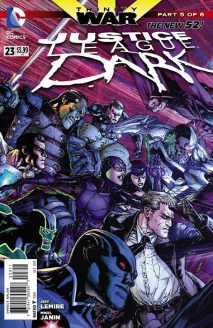 Justice League Dark # 23 Issues V1 (2011 - 2015) - Reboot 2011