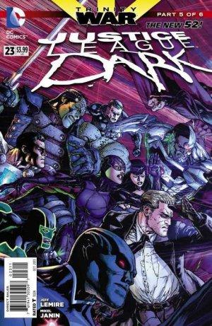Justice League Dark 23