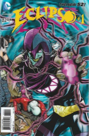 Justice League Dark # 23.2 Issues V1 (2011 - 2015) - Reboot 2011
