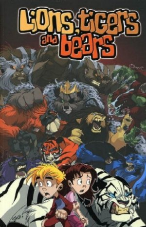 Lions, Tigers and Bears édition TPB softcover (souple)