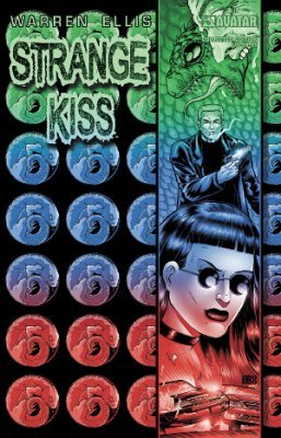 Strange Kiss édition TPB softcover (souple)