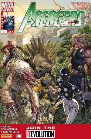 New Avengers # 6 Kiosque V4 (2013 - 2015)