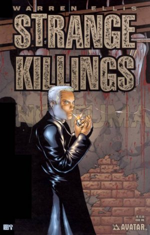 Strange Killings édition Issues