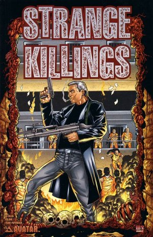 Strange Killings édition TPB softcover (souple)