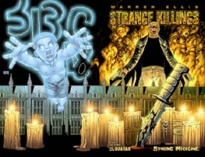 Strange Killings - Strong Medicine édition TPB softcover (souple)