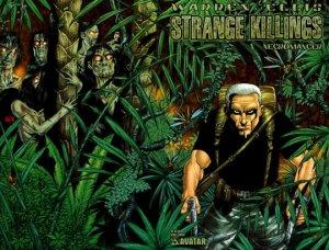 Strange Killings - Necromancer # 3 Issues