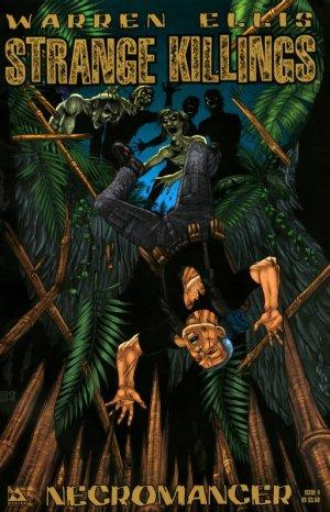 Strange Killings - Necromancer # 4 Issues
