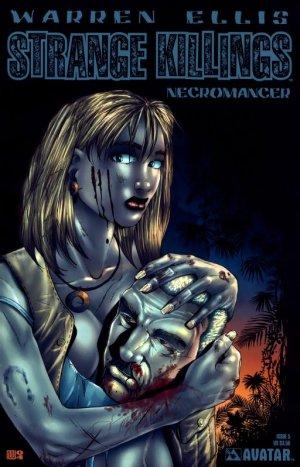 Strange Killings - Necromancer # 5 Issues