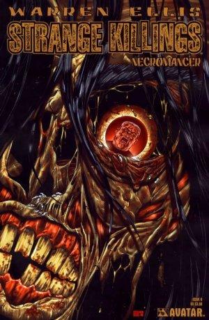Strange Killings - Necromancer # 6 Issues