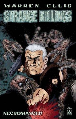 Strange Killings - Necromancer édition TPB softcover (souple)