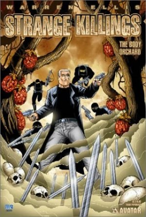 Strange Killings - The Body Orchard édition TPB softcover (souple)