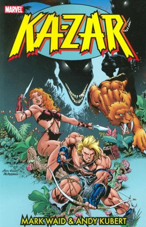 Ka-Zar édition TPB softcover - Issues V4