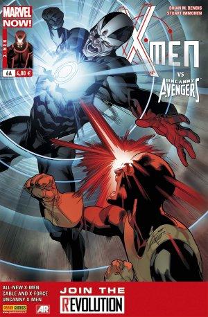 X-Men 6 - Couverture A : Immonen