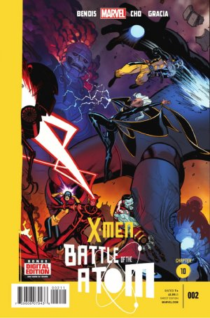 X-Men - Battle of The Atom # 2 Issues