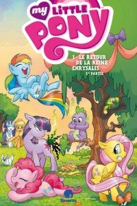 My Little Pony édition TPB Hardcover (cartonnée)