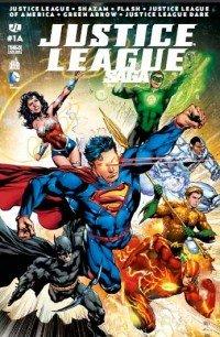 Justice League Saga édition Kiosque mensuel