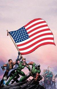Justice League Of America # 1 Kiosque mensuel