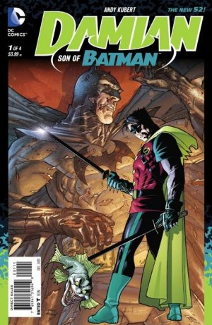 Damian - Son of Batman # 1 Issues