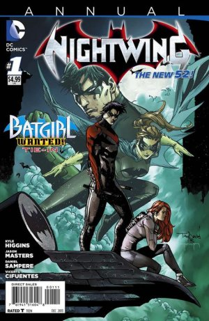 Nightwing # 1 Issues V3 - Annuals (2013)